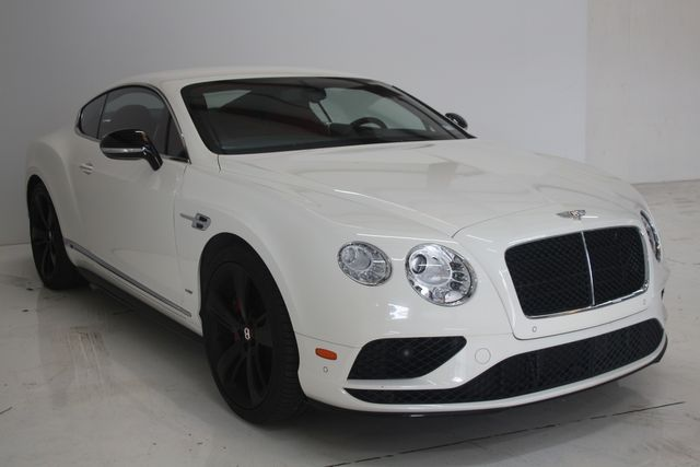 2016 Bentley Continental GT V8 S Houston, Texas 30