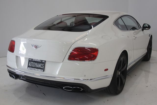 2016 Bentley Continental GT V8 S Houston, Texas 18