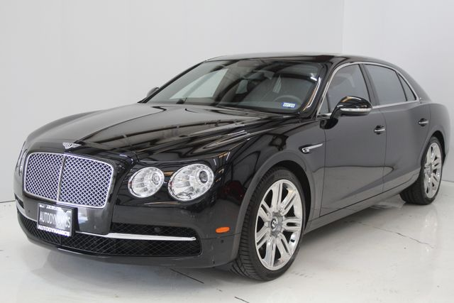 2016 Bentley Flying Spur W12 Houston, Texas 1