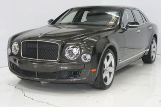 2016 Bentley Mulsanne Speed Houston, Texas