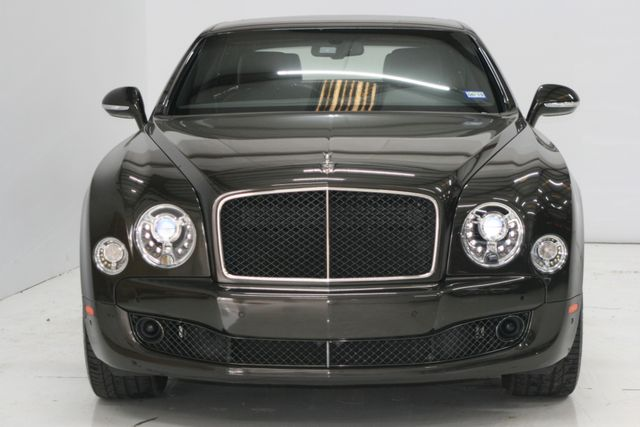 2016 Bentley Mulsanne Speed Houston, Texas 1