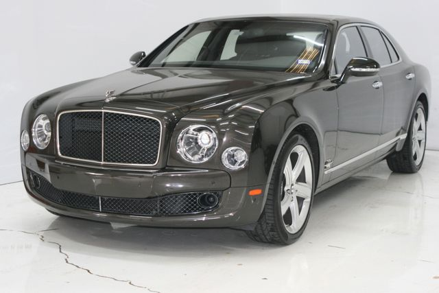 2016 Bentley Mulsanne Speed Houston, Texas 0