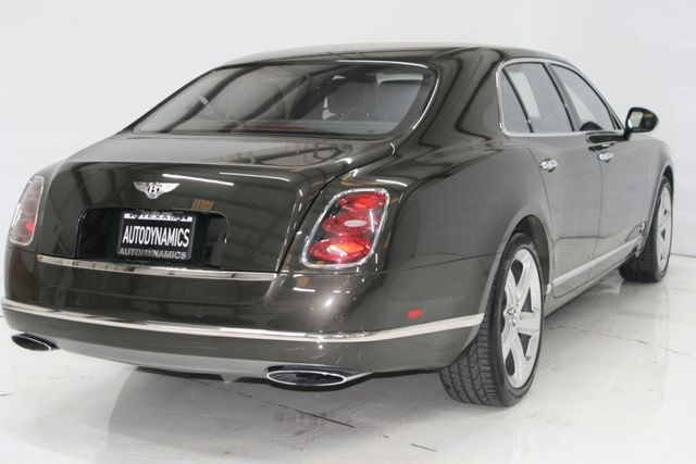 2016 Bentley Mulsanne Speed Houston, Texas 11
