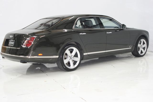 2016 Bentley Mulsanne Speed Houston, Texas 12