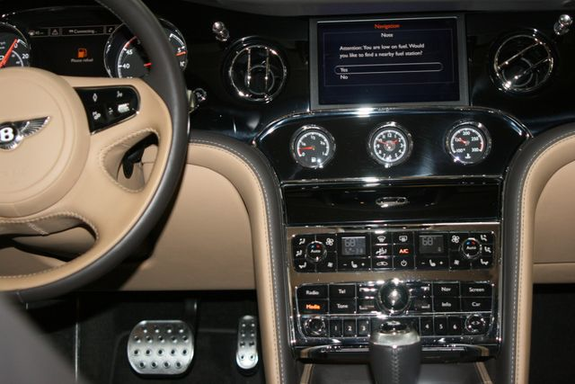 2016 Bentley Mulsanne Speed Houston, Texas 16