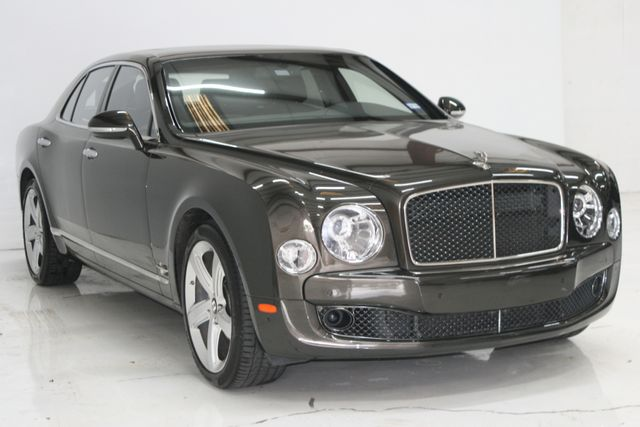 2016 Bentley Mulsanne Speed Houston, Texas 3