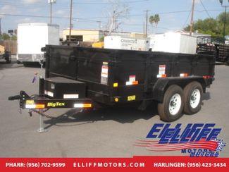 2018 Big Tex 10SR 12FT Tandem Axle Single Ram Dump in Harlingen TX, 78550