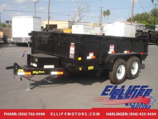 2018 Big Tex 10SR 12FT Tandem Axle Single Ram Dump in Harlingen, TX 78550