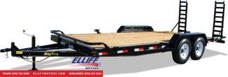2018 Big Tex 12ET Pro Series Tandem Axle Equipment in Harlingen TX, 78550