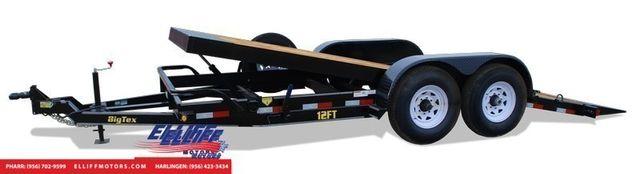 2017 Big Tex 12FT Pro Series Tilt Bed Equipment