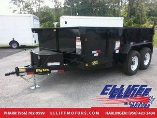2017 Big Tex 12LX Tandem Axle Low Profile Extra Wide Dump in Harlingen TX, 78550