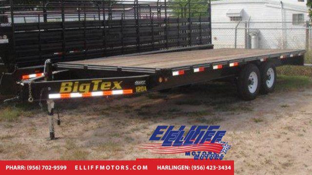 2017 Big Tex 12OA Tandem Over The Axle