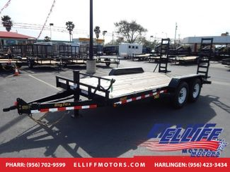 2018 Big Tex 14ET Tandem Axle Equipment in Harlingen TX, 78550