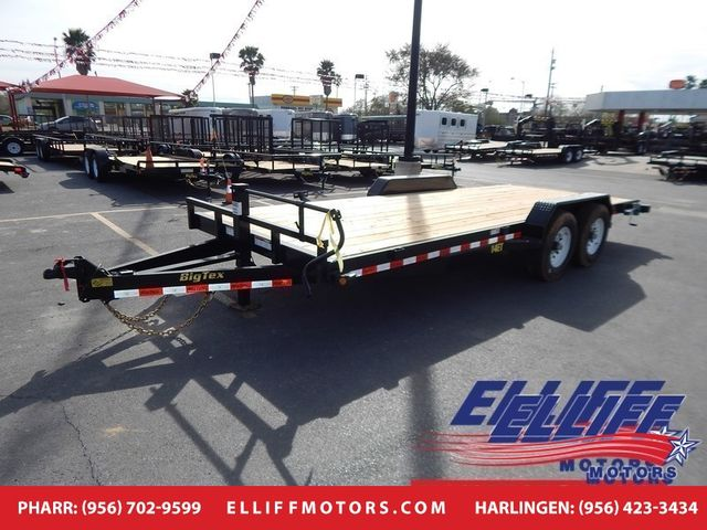 2018 Big Tex 14ET Tandem Axle Equipment
