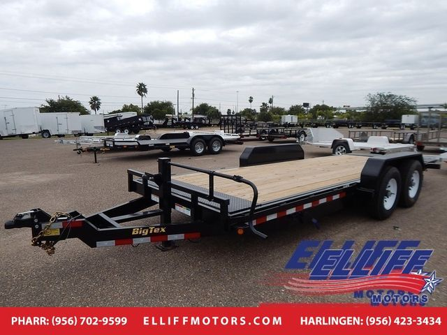2018 Big Tex 14FT Pro Series Full Tilt Bed Equipment