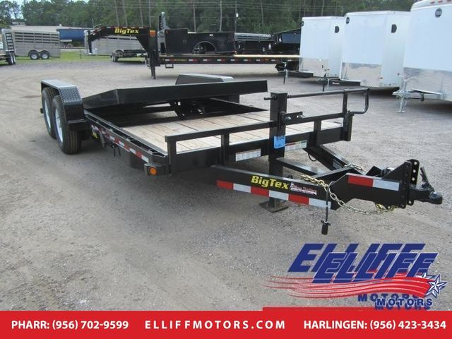 2018 Big Tex 14TL Pro Series Tilt Bed Equipment