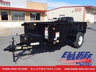 2019 Big Tex 50SR 10FT Single Axle Single Ram Dump in Harlingen, TX 78550