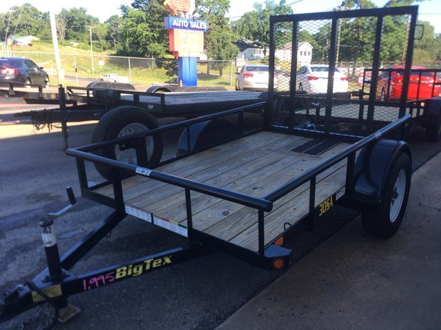 2016 Big Tex TRAILER  - John Gibson Auto Sales Hot Springs in Hot Springs Arkansas