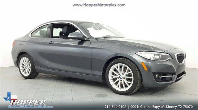 2016 BMW 2 Series 228i in McKinney Texas, 75070