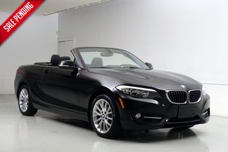 2016 BMW 228i Convertible only 54k Mi*Leather*EZ Finance** | Plano, TX | Carrick's Autos in Plano TX