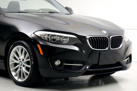 2016 BMW 228i Convertible only 54k Mi*Leather*EZ Finance**   Plano, TX   Carrick's Autos in Plano, TX