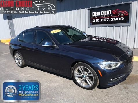 2016 BMW 3-Series 328i in San Antonio, TX