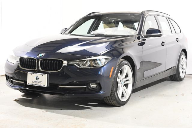 2016 BMW 328d xDrive Wagon w/ Nav& Blind Spot Wagon
