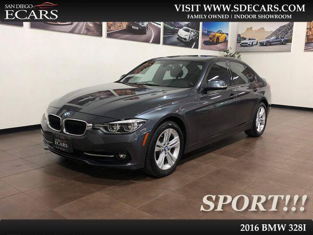 2016 BMW 328i Sport