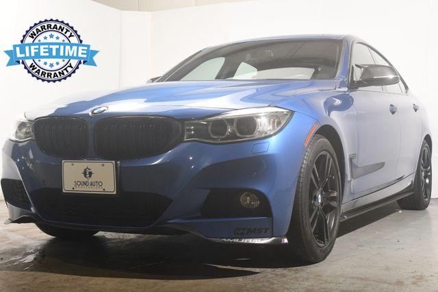 2016 BMW 328i xDrive Gran Turismo M-Sport