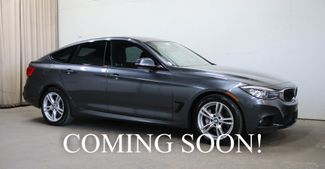 2016 BMW 335xi xDrive Gran Turismo M-Sport with in Eau Claire, Wisconsin