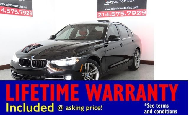 2016 BMW 340i 340i Sedan, NAV, HEADS UP DISPLAY, SUNROOF