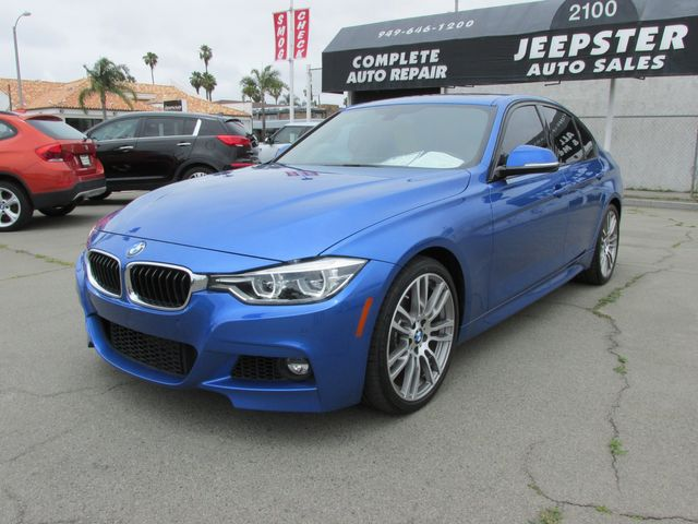 2016 BMW 340i M Sport Sedan in Costa Mesa, California 92627