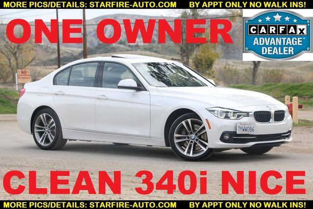 2016 BMW 340i Santa Clarita, CA