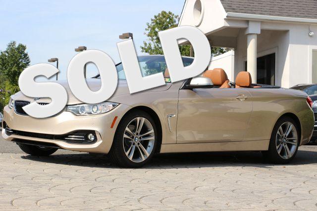 2016 BMW 4-Series 428i xDrive Convertible Luxury PKG in Alexandria VA