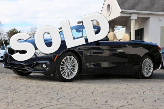 2016 BMW 4-Series 435i xDrive Convertible Sport PKG in Alexandria VA