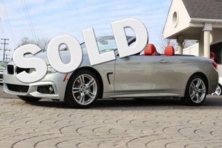 2016 BMW 4-Series 435i xDrive Convertible M Sport PKG in Alexandria VA