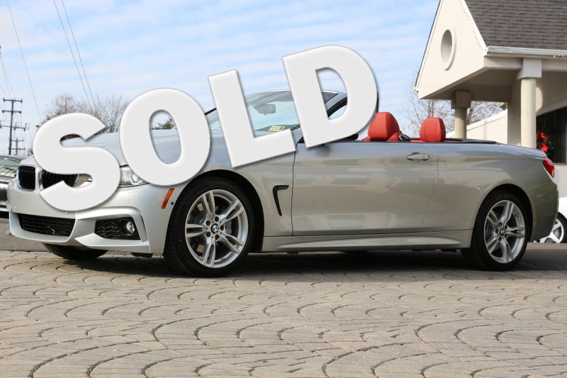 2016 Bmw 4 Series 435i Xdrive Convertible M Sport Pkg