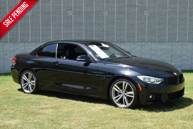 2016 BMW 4 Series 435i M SPORT PACKAGE