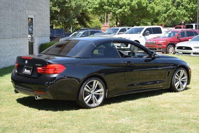 2016 BMW 4 Series 435i M SPORT PACKAGE in McKinney Texas, 75070