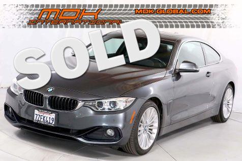 2016 BMW 428i - Sport - Premium - Navigation - Comfort access in Los Angeles