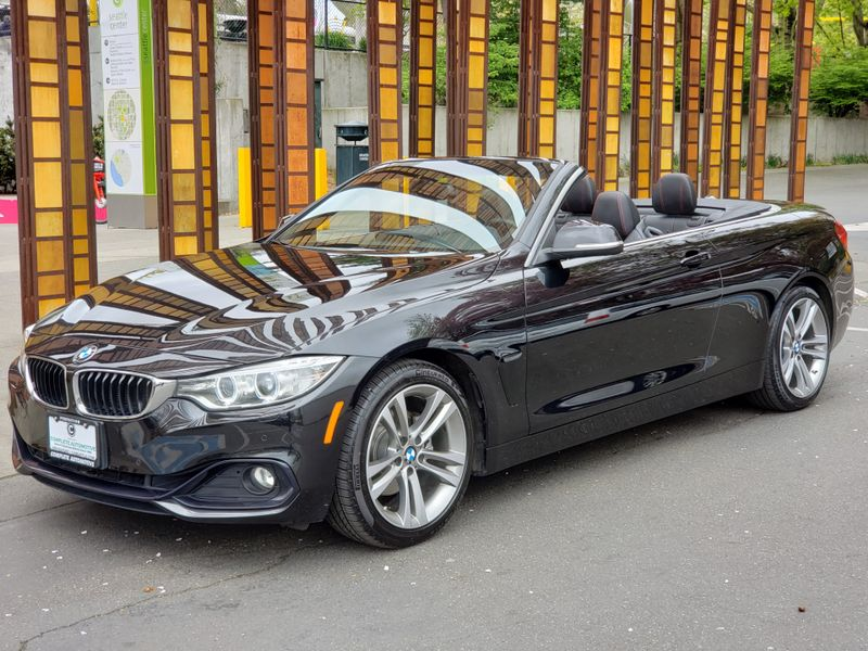 2016 BMW 428i Convertible Sport Driving Assist Cold Weather Premium Packages  city Washington  Complete Automotive  in Seattle, Washington