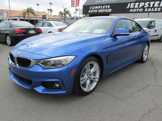 2016 BMW 428i M Sport Coupe in Costa Mesa, California 92627