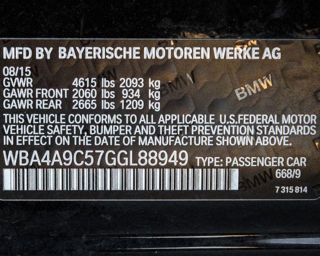 2016 BMW 428i Gran Coupe Burbank, CA 36