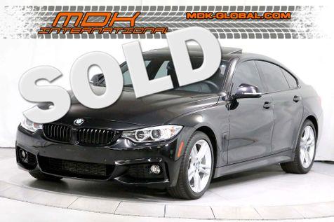 2016 BMW 428i Gran Coupe - M Sport - HUD - Tech pkg - H/K Sound in Los Angeles