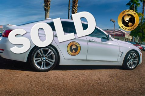2016 BMW 428i Gran Coupe 4 series in cathedral city