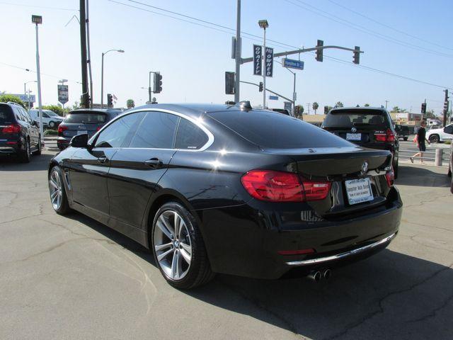 2016 BMW 428i Gran Coupe Sport Sedan in Costa Mesa, California 92627