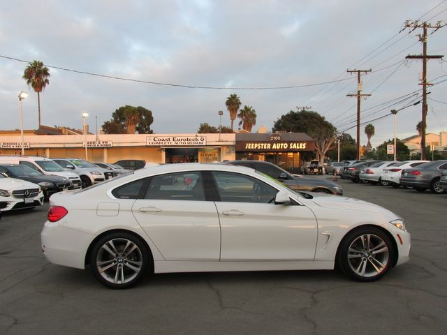 2016 BMW 428i Gran Coupe Sport Sedan in Costa Mesa, California 92627