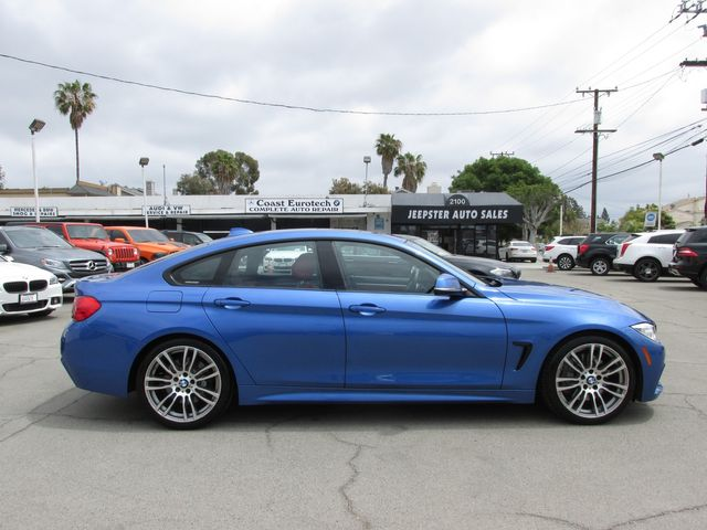 2016 BMW 428i Gran Coupe M Sport Sedan in Costa Mesa, California 92627