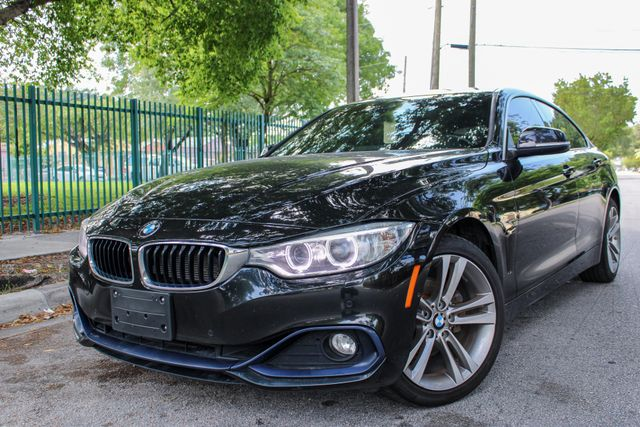 2016 BMW 428i xDrive Gran Coupe in Miami, FL 33142