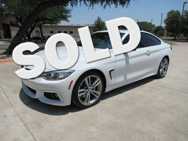 2016 BMW 435i Austin , Texas 0